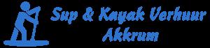 Sup en kayak verhuur Akkrum