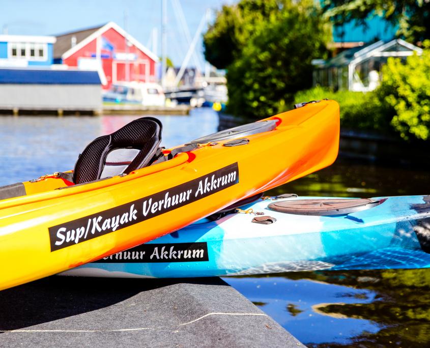 Sup-Kayakverhuur-Akkrum-sup en kano